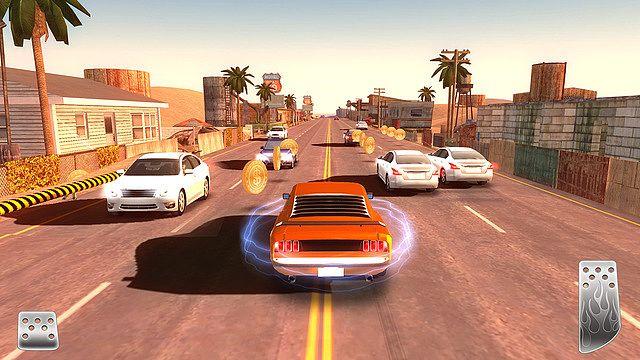 jeux race car