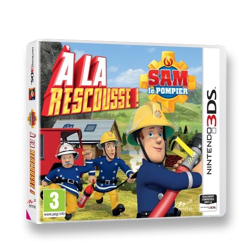 jeux sam le pompier