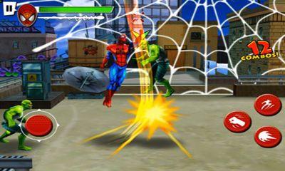 jeux spiderman 4