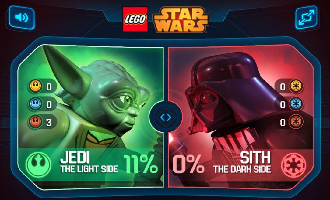 jeux star wars lego gratuit