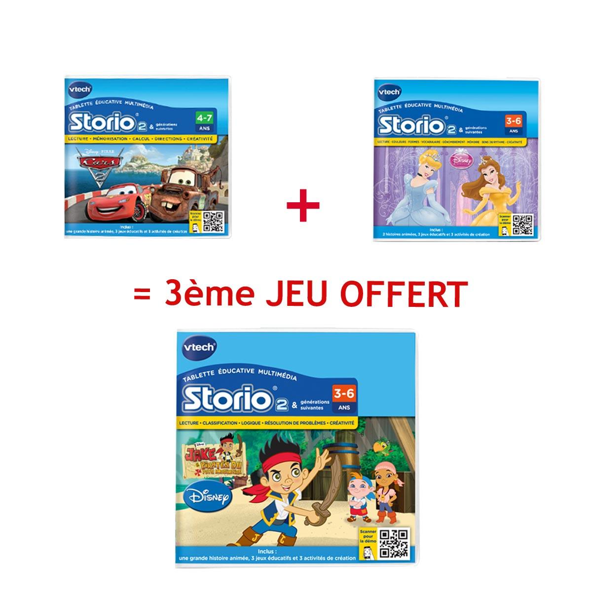 jeux storio 3 baby