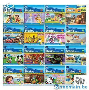 jeux storio 3 s