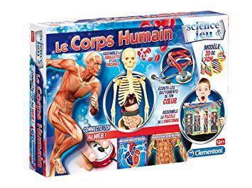 jeux sur le corps humain