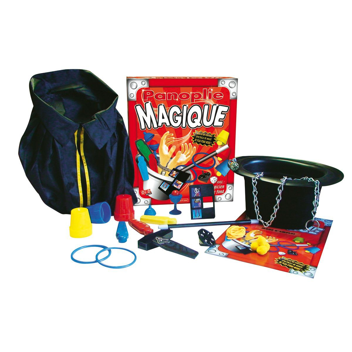 jeux tour de magie