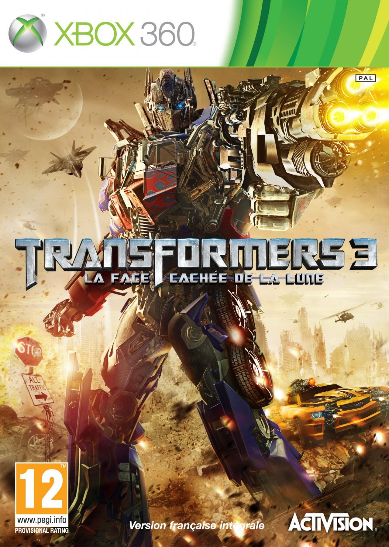 jeux transformers 3