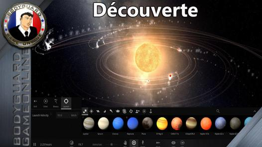 jeux univers