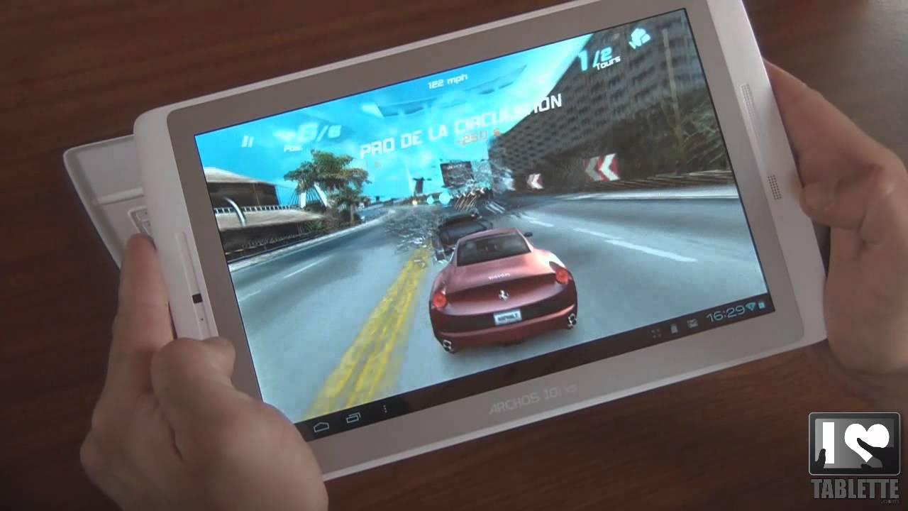 jeux video tablette