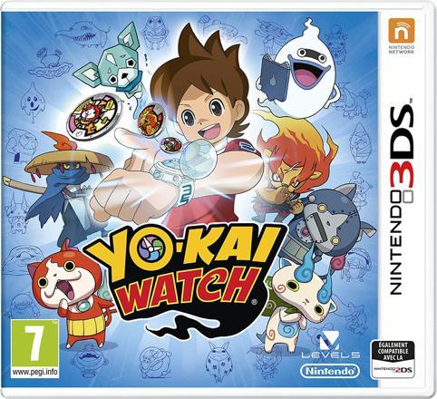 jeux yo kai watch