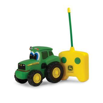 johnny le tracteur radiocommandé