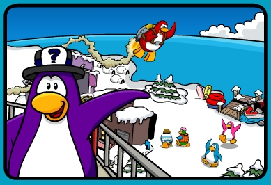 jouer a club penguin