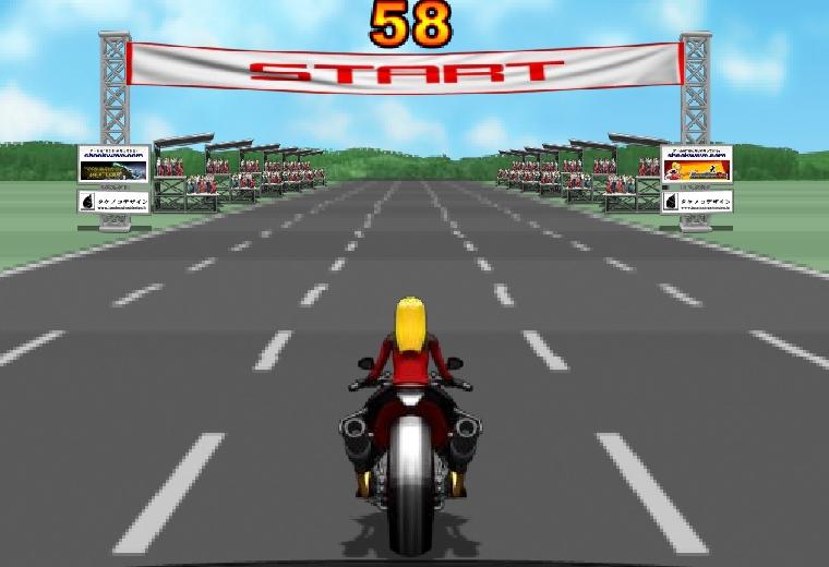 jouer a des jeux de moto