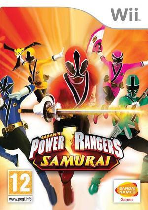 jouer à power rangers samurai