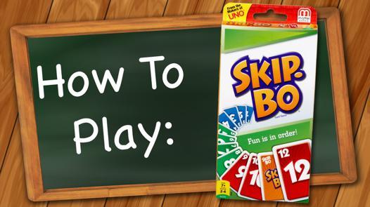 jouer a skip bo