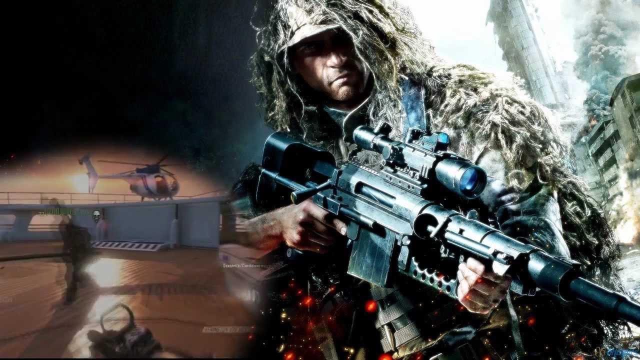 jouer a sniper 2