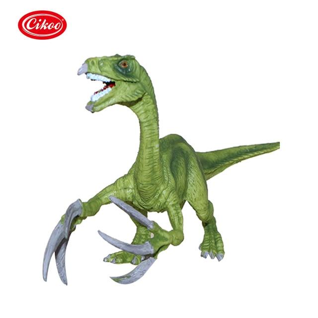 jouer au dinosaure