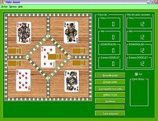 jouer au nain jaune en ligne