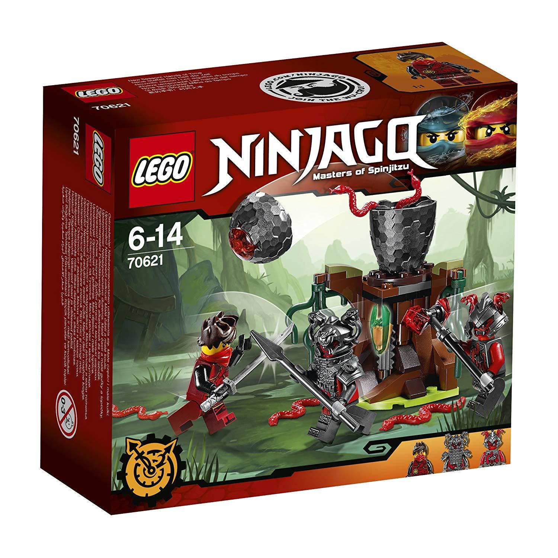 jouer ninjago