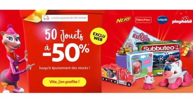 jouet 50