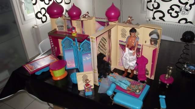 jouet aladin et jasmine