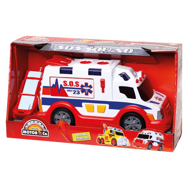 jouet ambulance