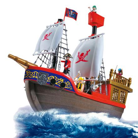 jouet bateau pirate
