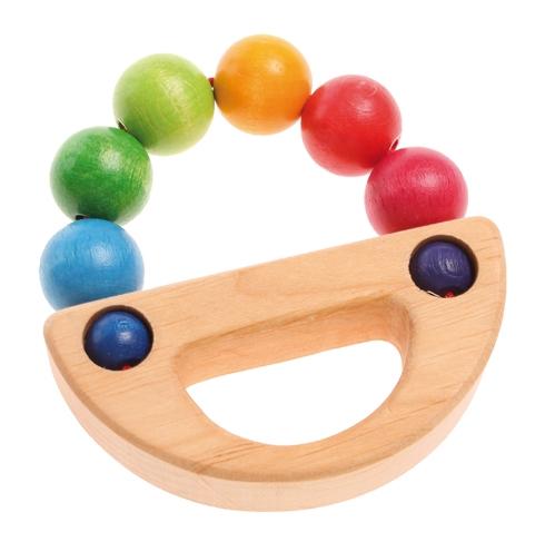 jouet bébé en bois