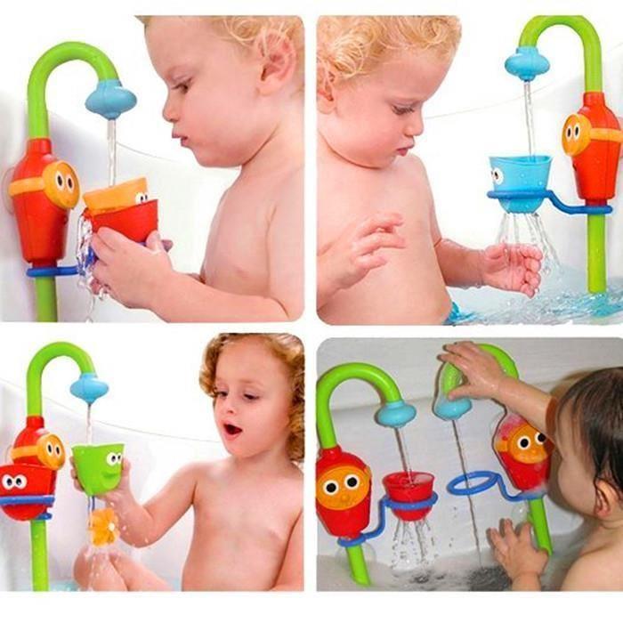 jouet bébé pour le bain