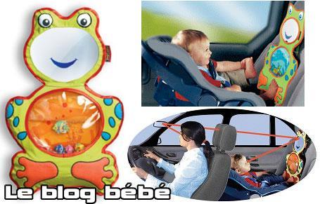 jouet bébé voiture
