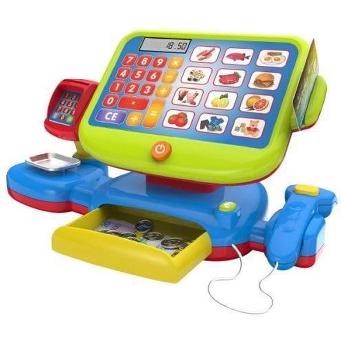 jouet caisse enregistreuse