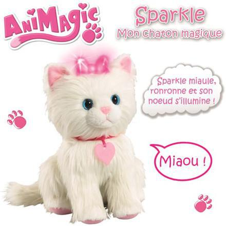 jouet chat qui miaule