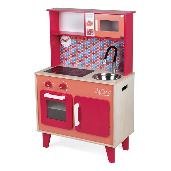 jouet cuisine en bois