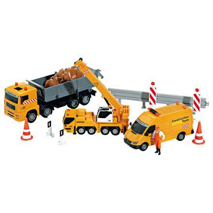 jouet de chantier