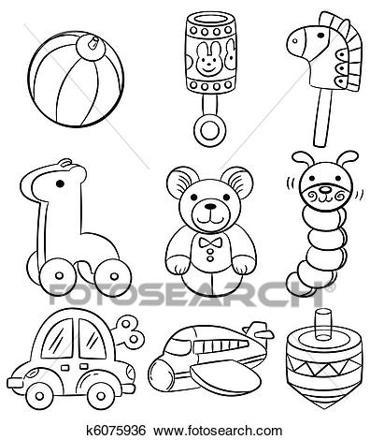 jouet dessin