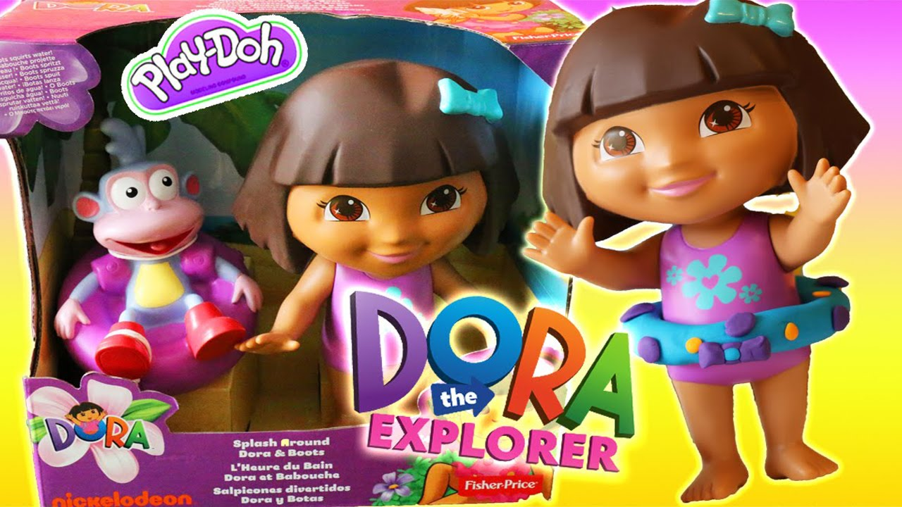 jouet dora l exploratrice