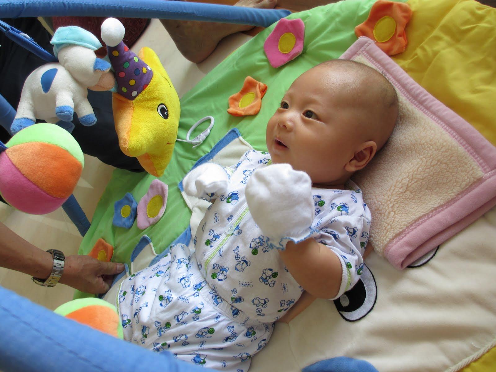 jouet eveil bebe 2 mois