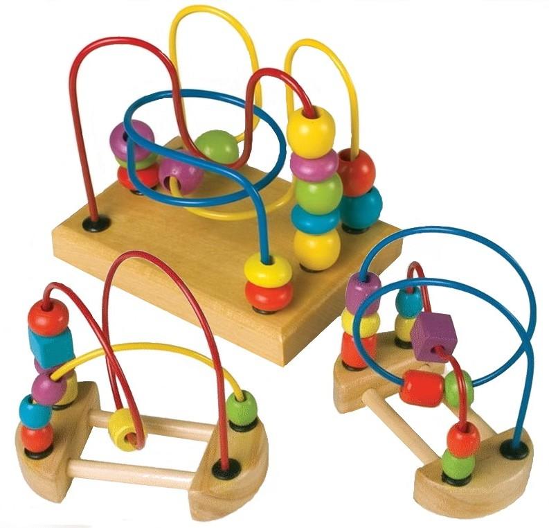 jouet eveil bois