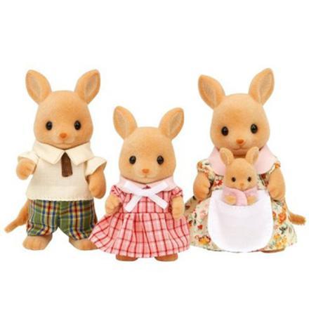 jouet famille sylvanian