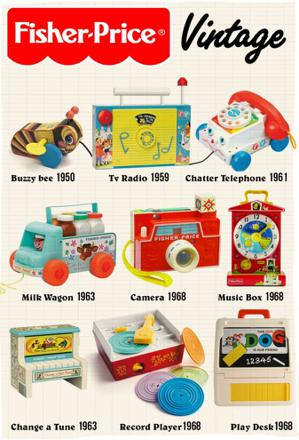 jouet fisher price