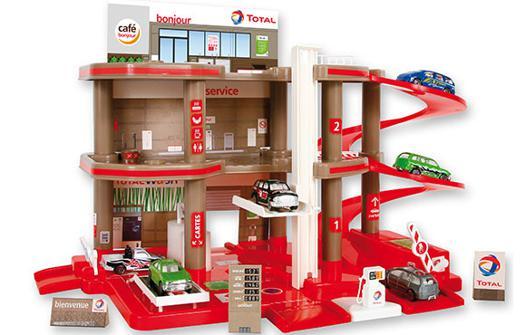 jouet garage total