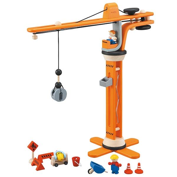 jouet grue de chantier