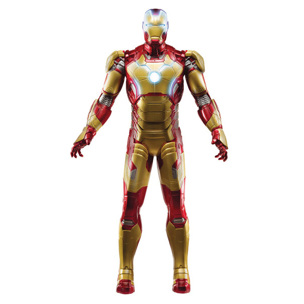 jouet iron man 3