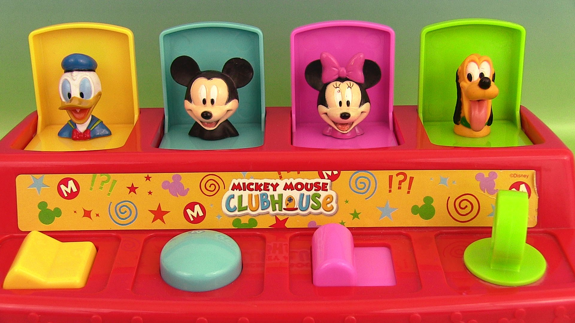 jouet mickey mouse clubhouse