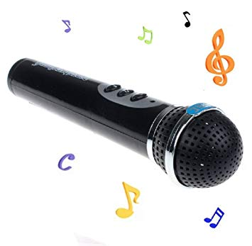 jouet micro pour chanter