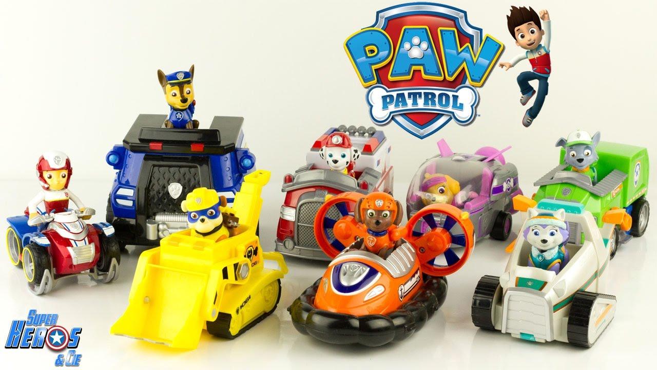 jouet patte patrouille