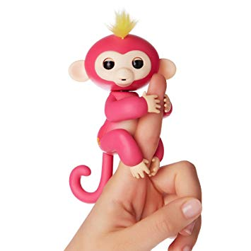 jouet petit singe interactif