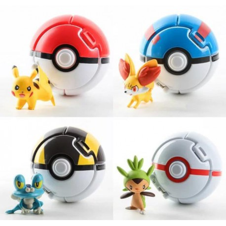 jouet pokemon pokeball