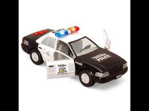 jouet police