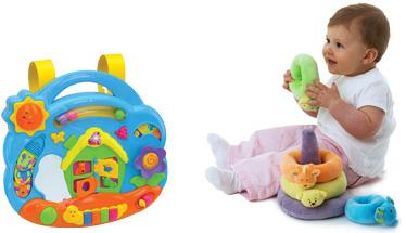 jouet pour bébé 6 mois
