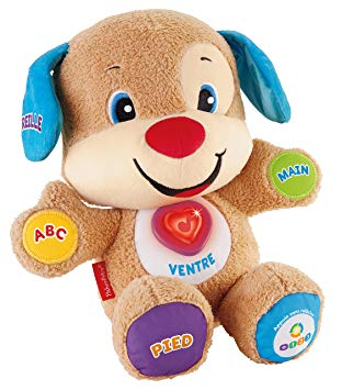 jouet puppy fisher price