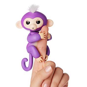 jouet singe doigt